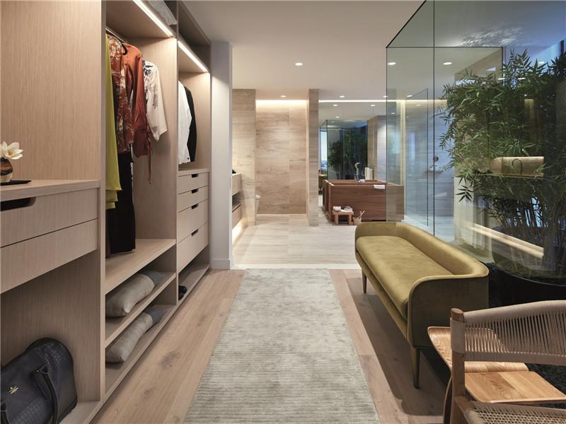 日式建筑风打造奢华都市度假胜地 全新顶层公寓尊享罕见传统日式温泉风格木浴缸