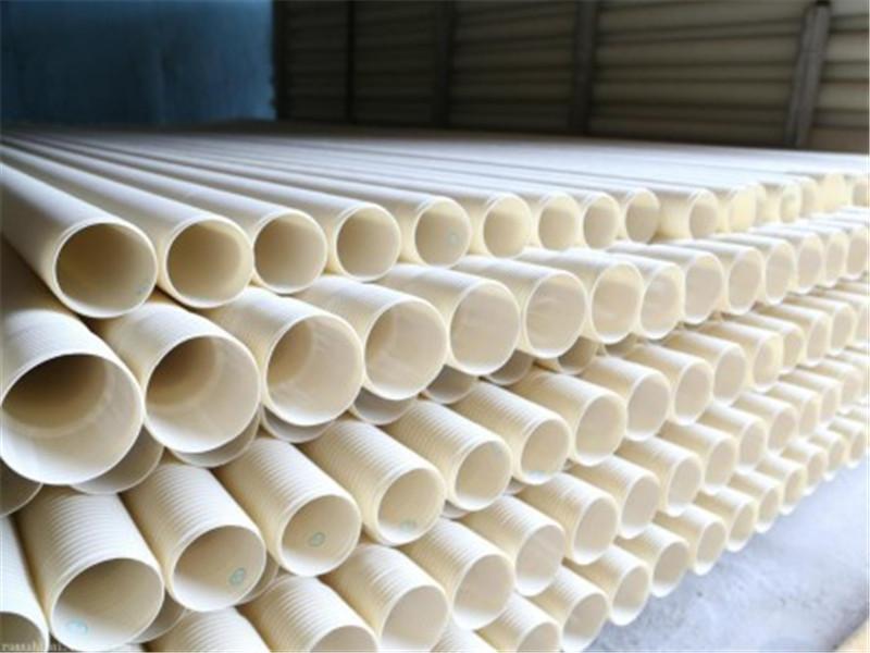 康泰塑胶引领我国PVC管道迈向高端市场