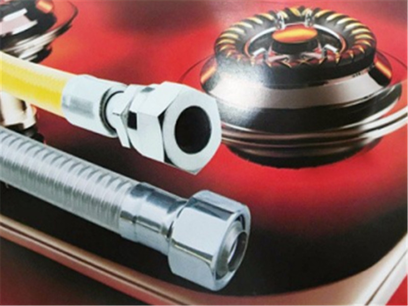 康泰塑胶:杜绝劣质燃气管,不锈钢波纹软管质行天下
