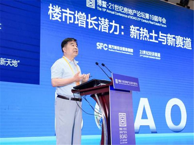 <b>顾云昌:如果房地产衰退 中国GDP会损失15.8%</b>