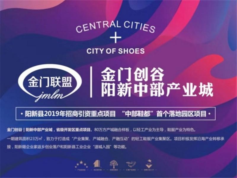 融贯阳新 汇通发展--湖北省阳新县企业家代表联谊会召开!