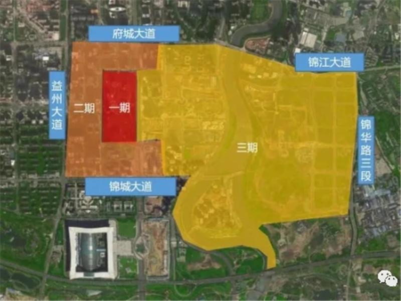 艺尚锦江:金融城的商业地标轴线,首次实现锦江东西连线