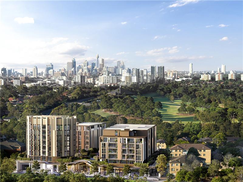 Eastlakes Live by Crown Group住宅商业综合开发项目第一栋大楼竣工