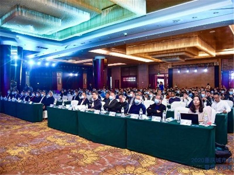 <b>2020重庆城市更新论坛举行 专家学者共话城市未来</b>