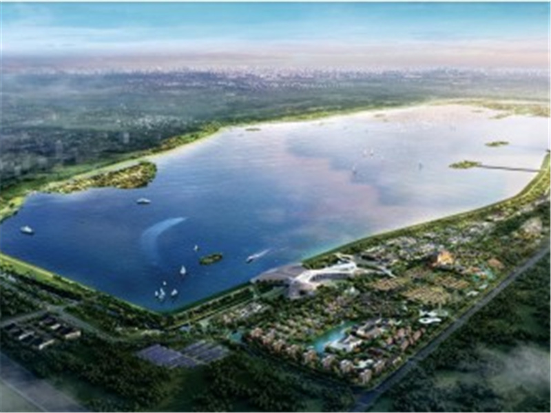 <b>中美华尔助力国家4A级浮龙湖度假区,构建国际善湖文化旅游目的地</b>