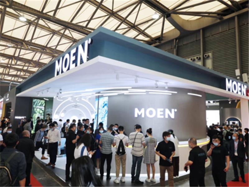 摩恩亮相2021国际厨卫展,全品类产品演绎家居设计美学