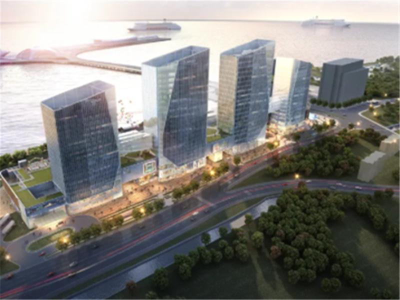 强势崛起,上海滨江不限购的低总价商务资产来啦!